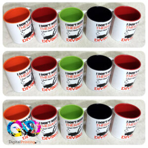 inner colored mug printing
