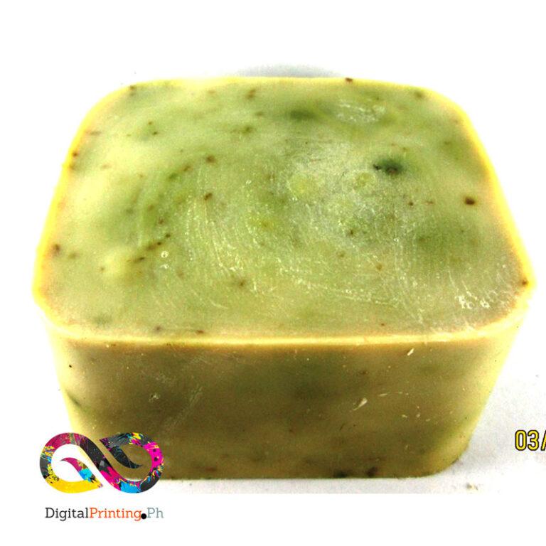 moringa collagen glutathione soap