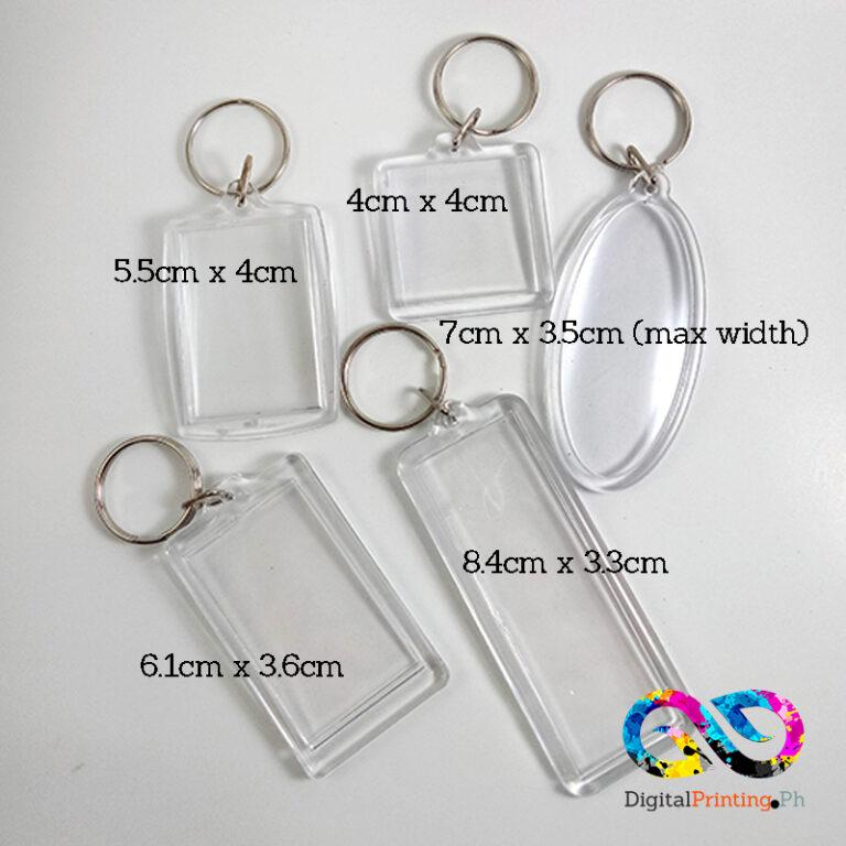 personalized keychains