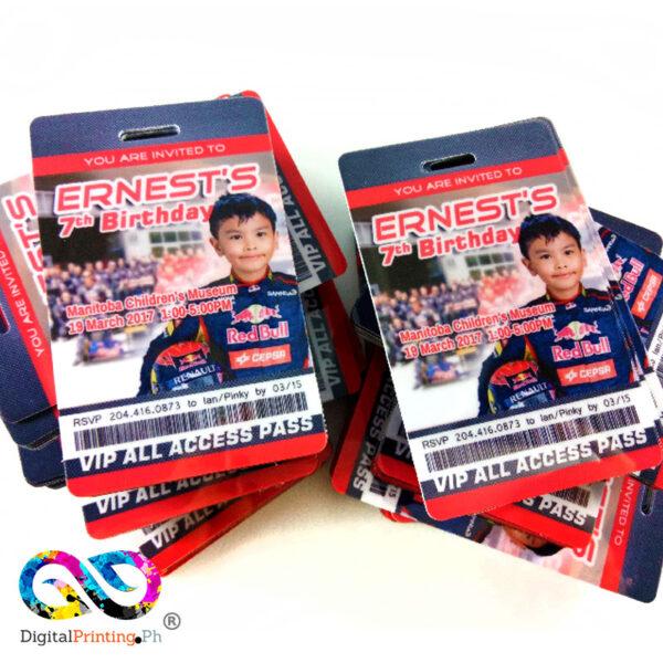 pvc id cards printing