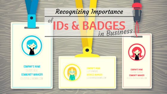 importance of id