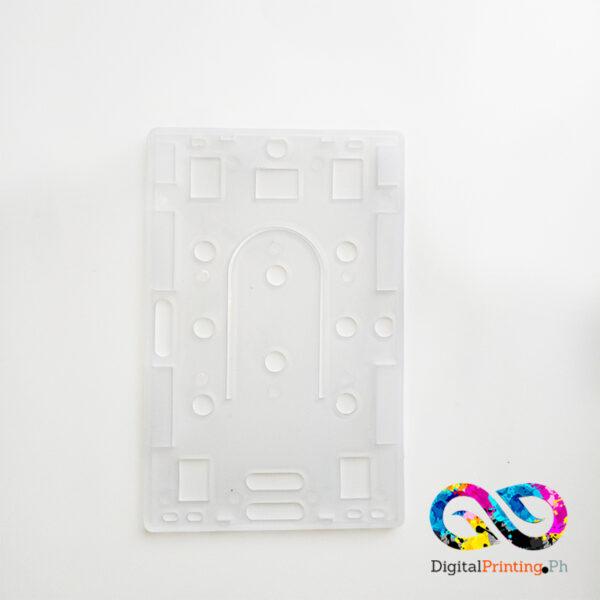 plastic id protector