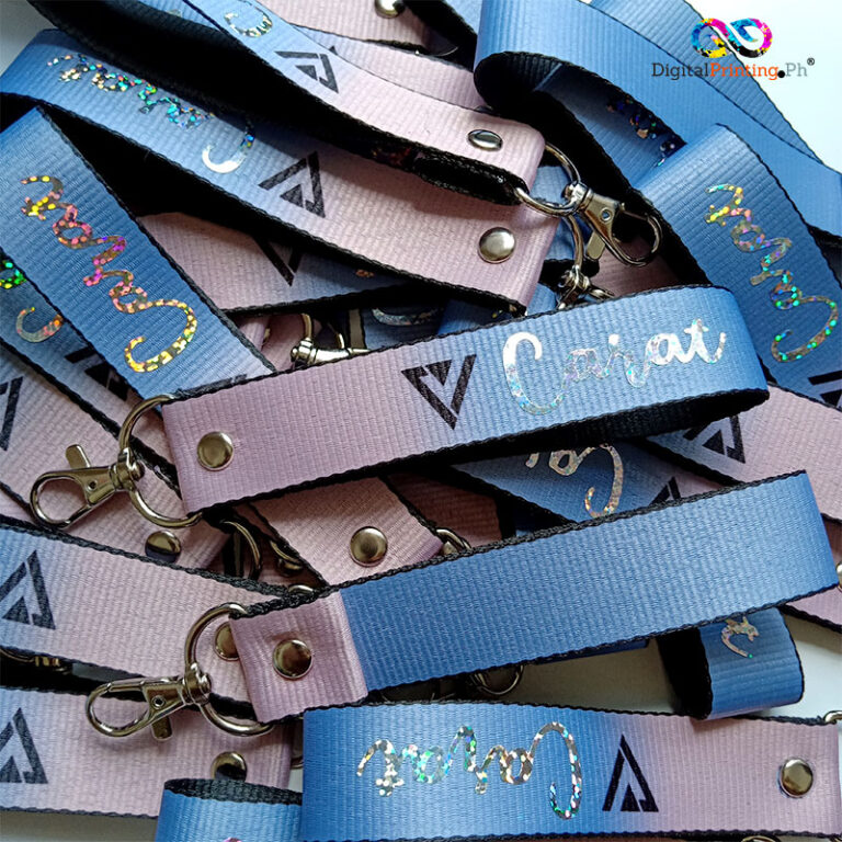 hand strap full color with vinyl