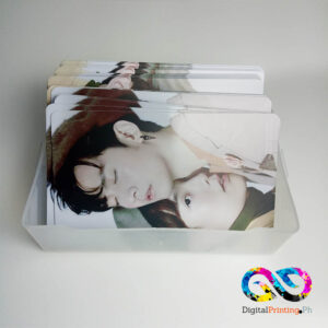plastic card case