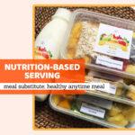 nutrition-based serving