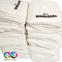 custom printed hand towel